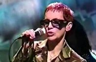Eurythmics-Here-Comes-The-Rain-AgainBall-ChainSweet-Dreams-medley
